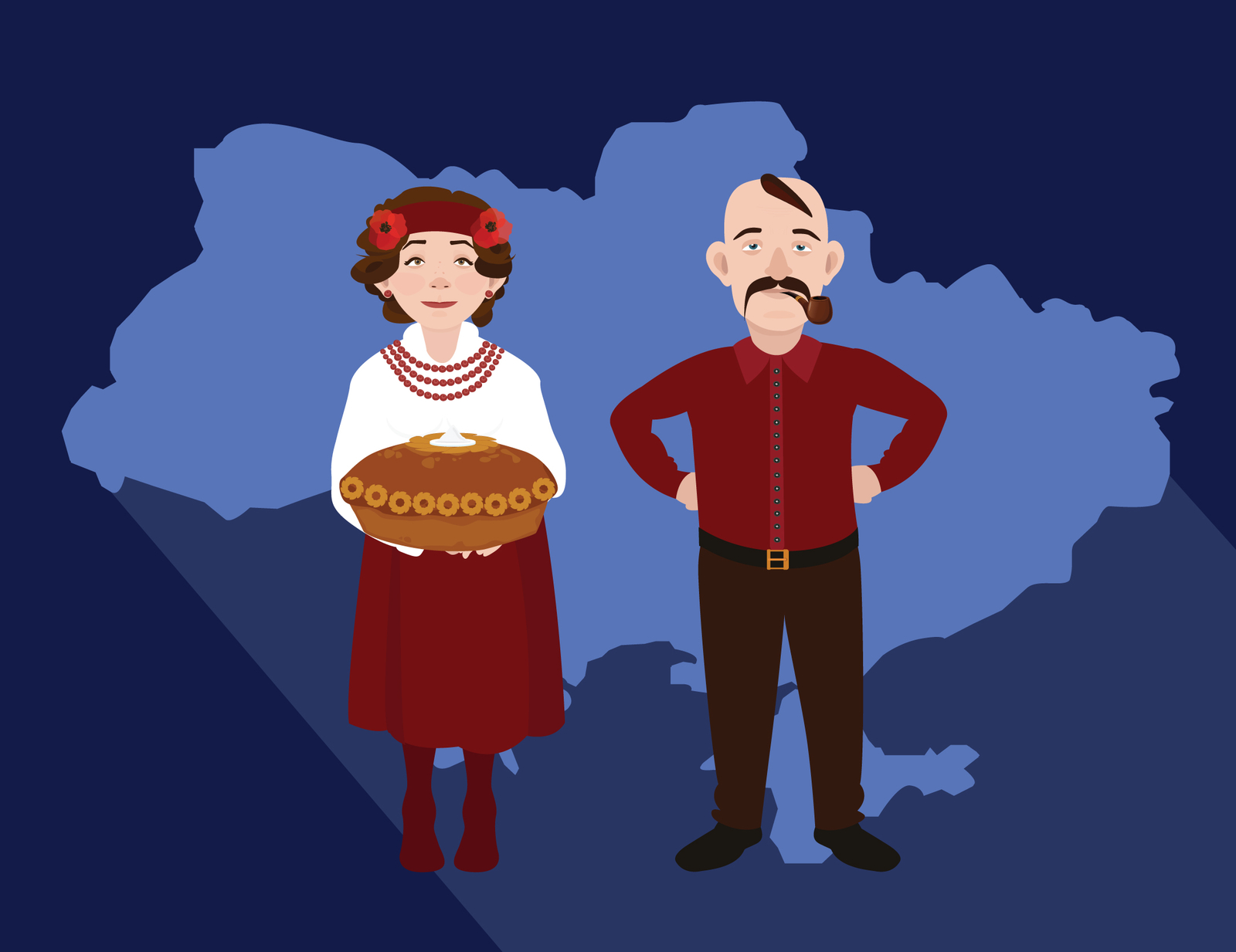 Нова туристична карта України