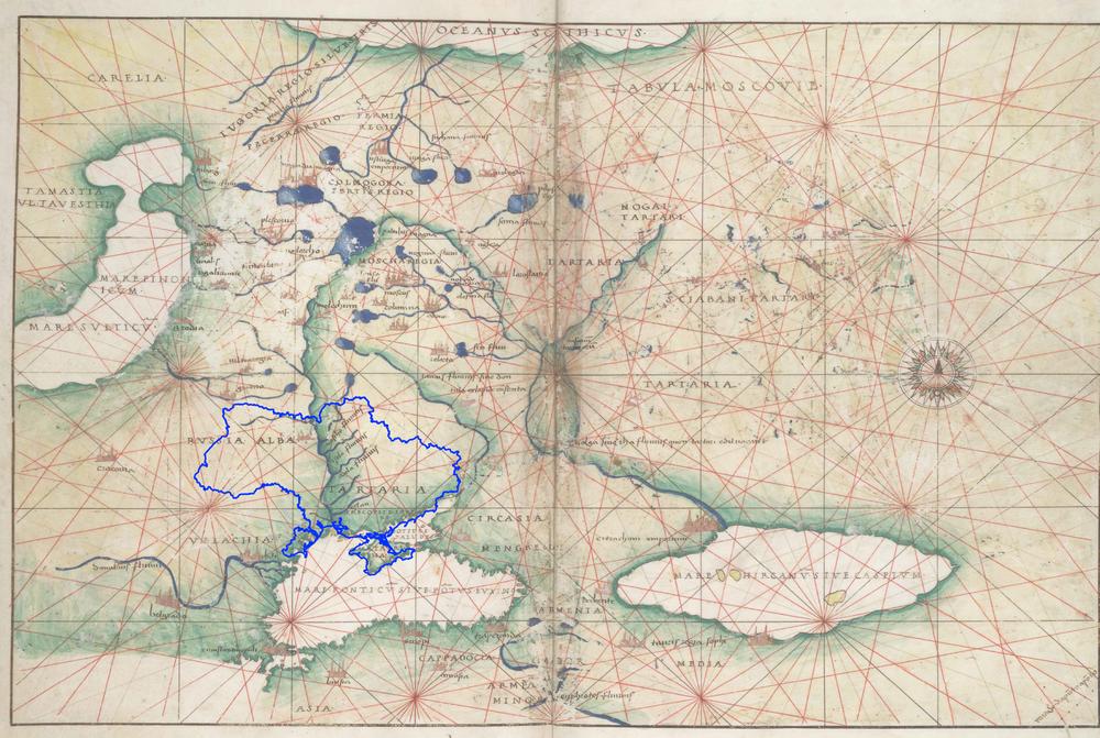 портоплан 1550