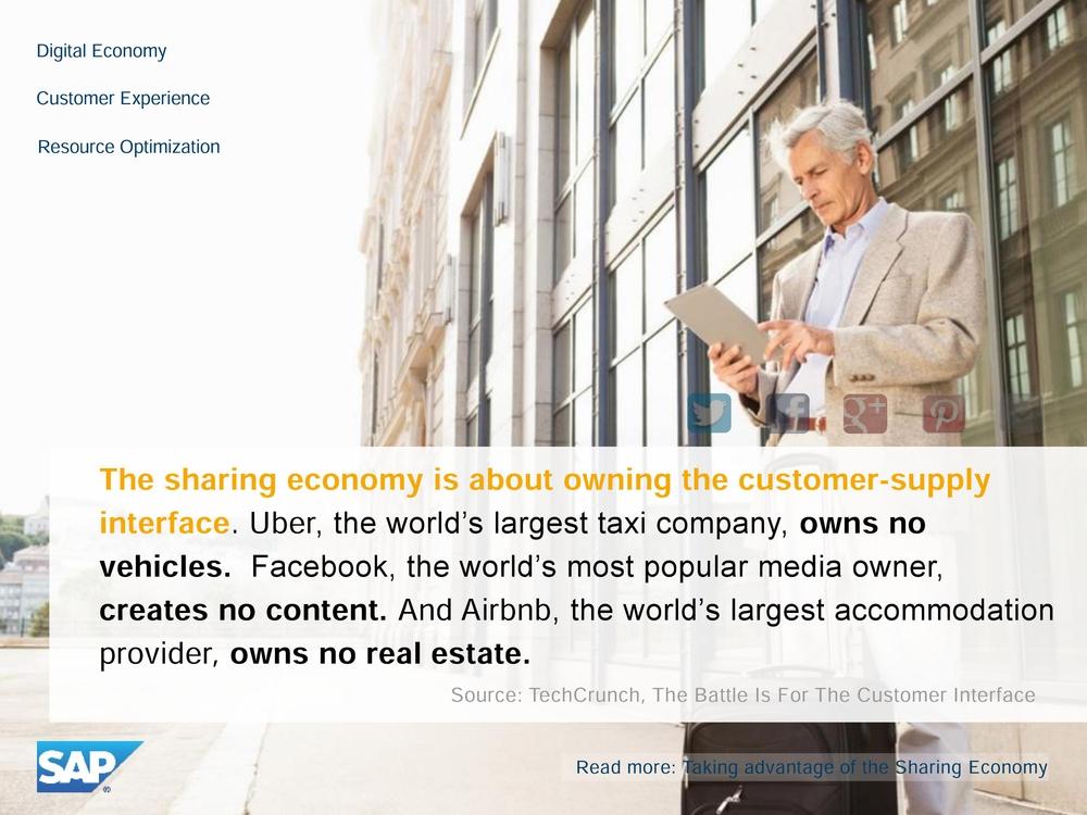 Экономика совместного потребления
