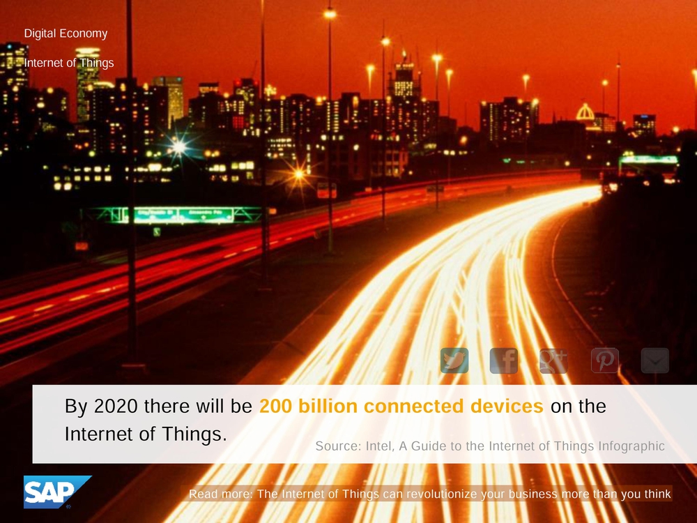 200 миллиардов устройств, подключённых к интернету вещей