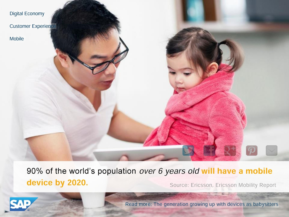 Мобильные устройства для детей