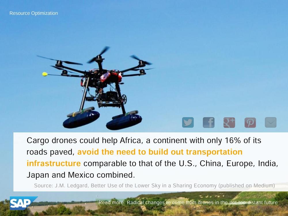 Дроны для Африки