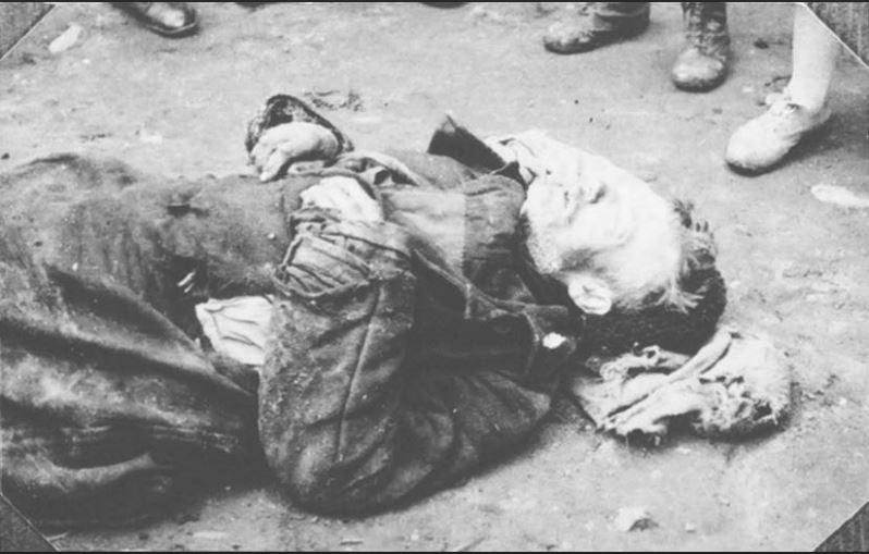 Жертва Голодомора в Харькове