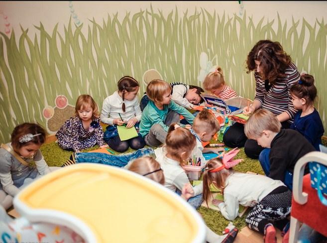Карпаччо кафе детская