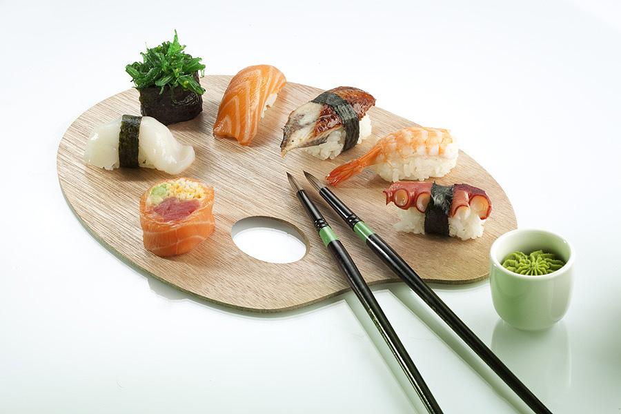 Сушия еда