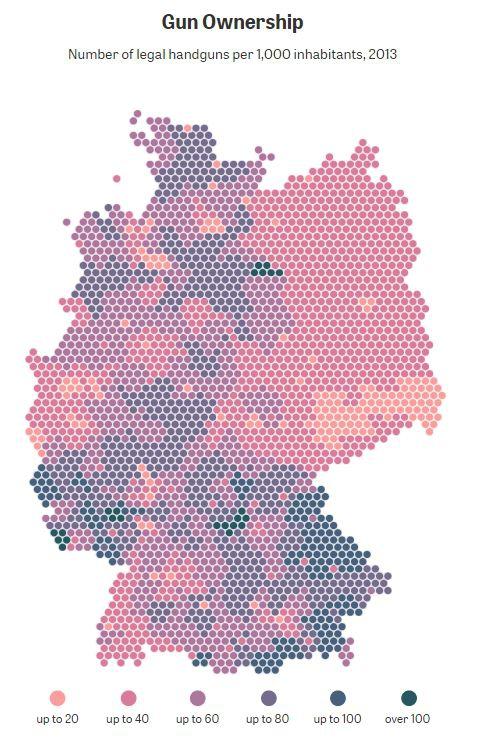 легальное оружие в Германии