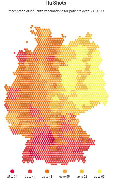 прививки в Германии