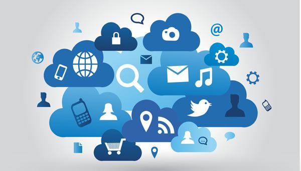 Принцип работы облака — данные хранятся на серверах, разбросанных по всему миру, а не на твоем сервере.