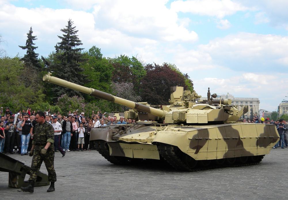 танк Оплот Завод имени Малышева