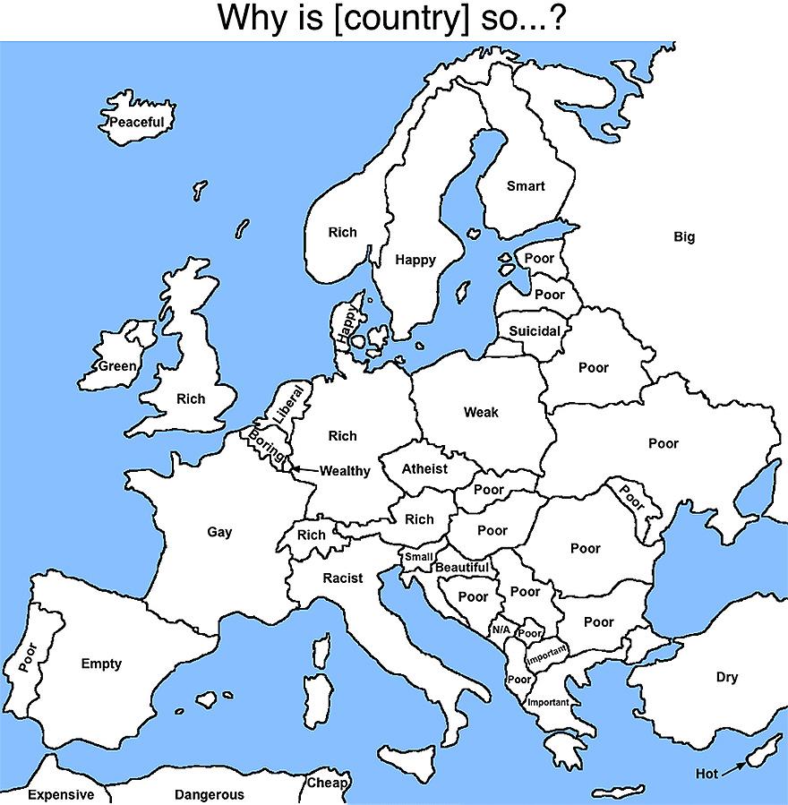 Украина — бедная страна