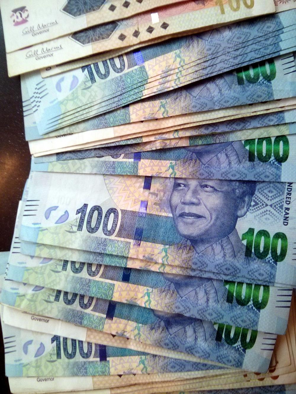Рэнд Южно-Африканской республики