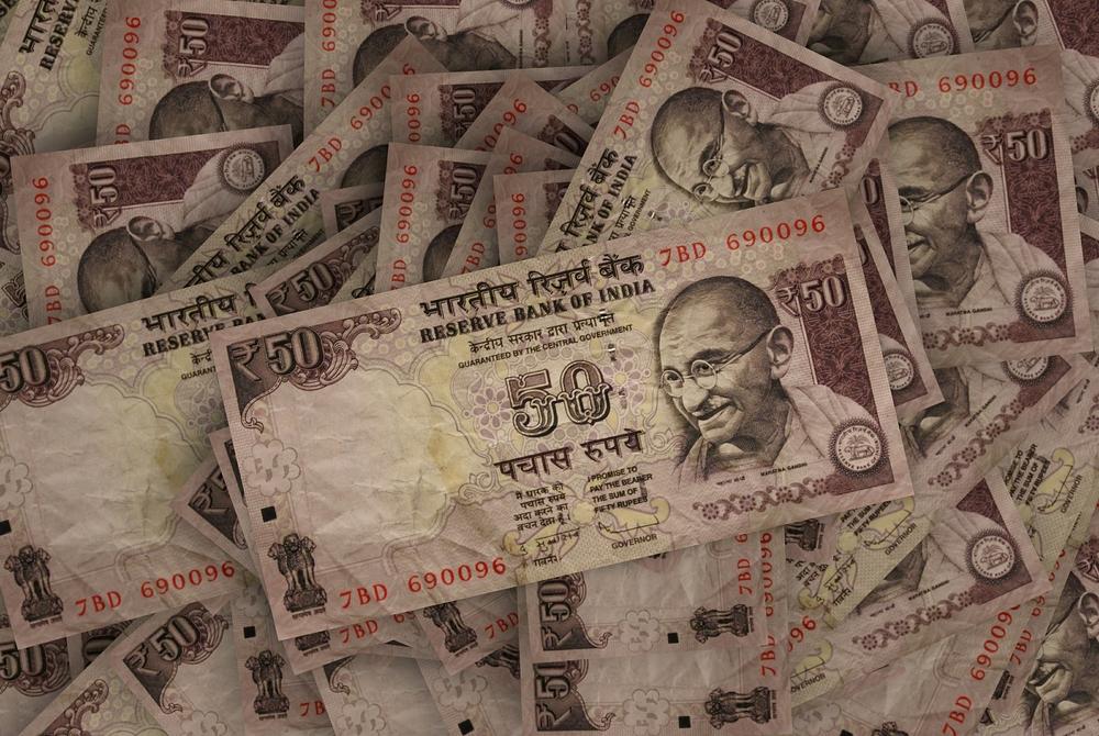 Рупия Индии