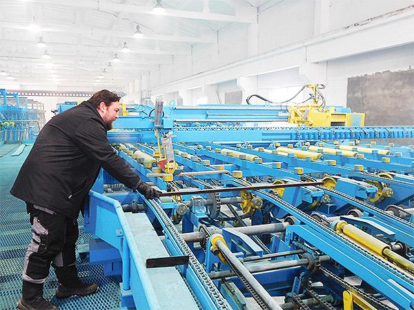 ukrainian sawmill