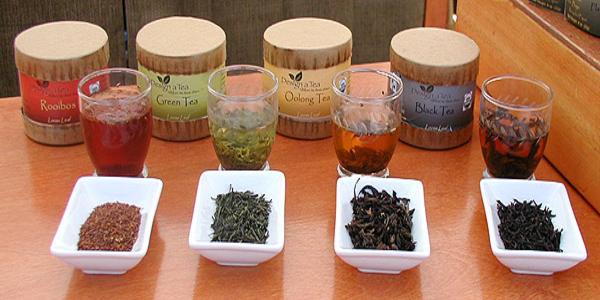 design a tea