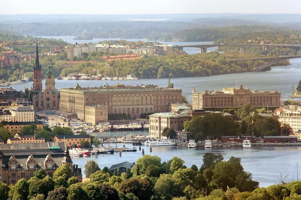 Королевский дворец, Стокгольм, Швеция