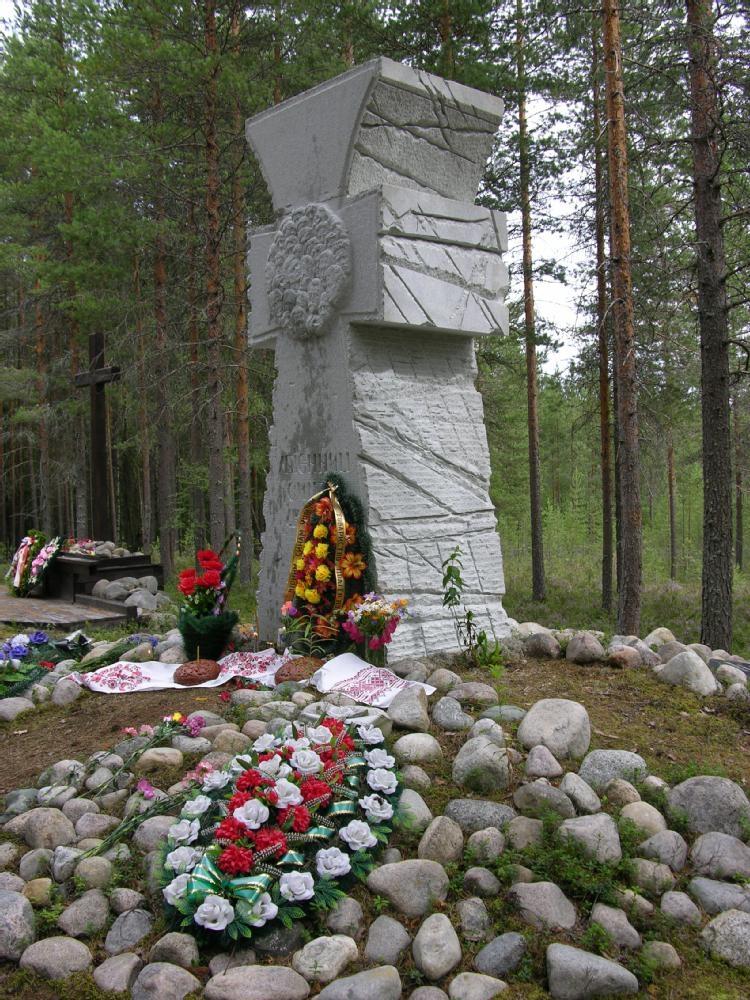 Памятник погибшим украинцам