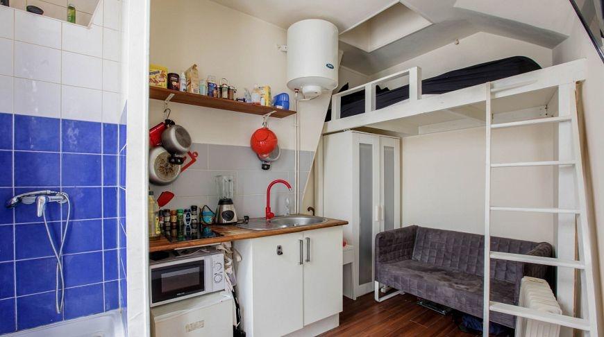 Арендованя квартира