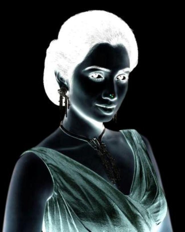 иллюзия лицо