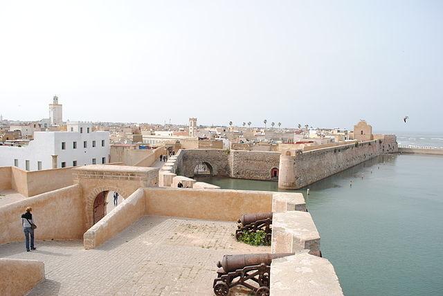 Крепость Мазарган