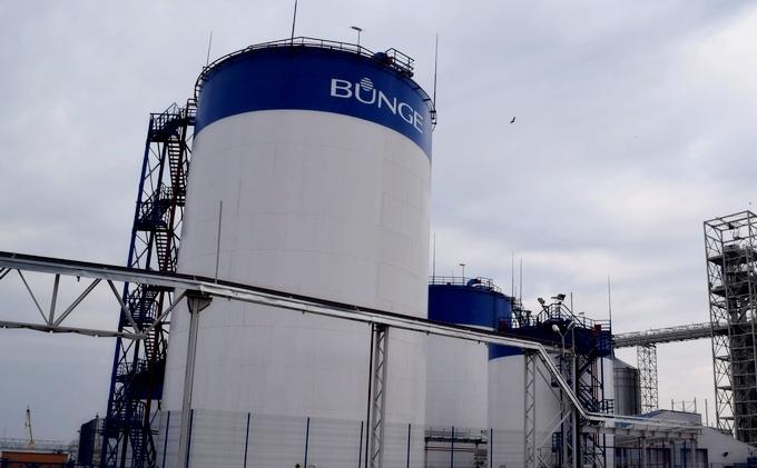 Бунге открыла завод в Украине