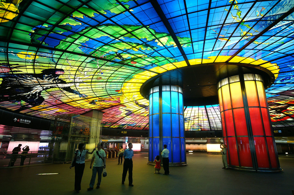 метро Тайваня