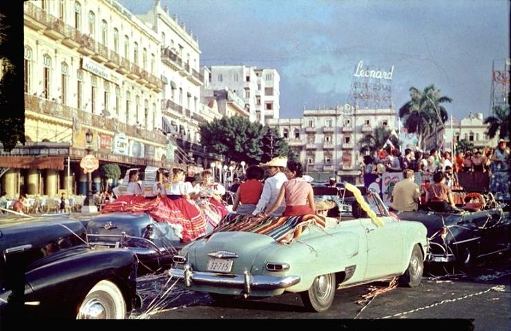Куба, 1954
