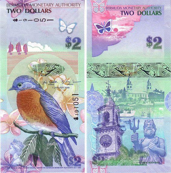 Бермудские доллары