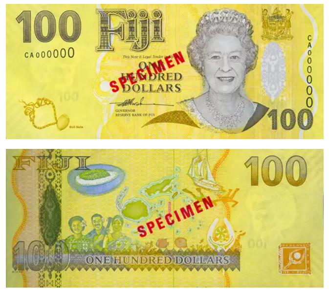 доллары Фиджи