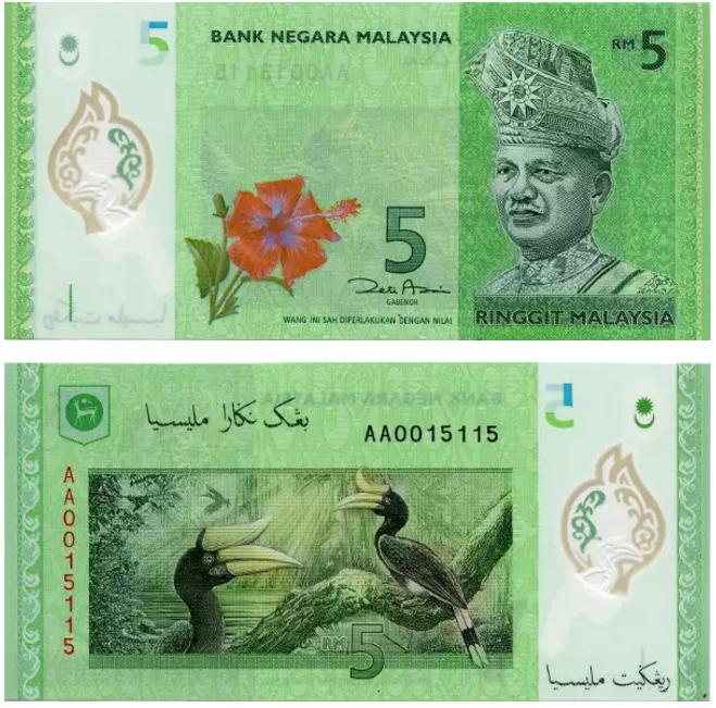 ринггиты Малайзии