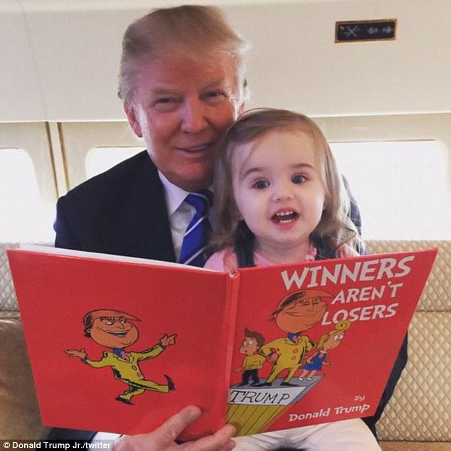 Книга Дональда Трампа