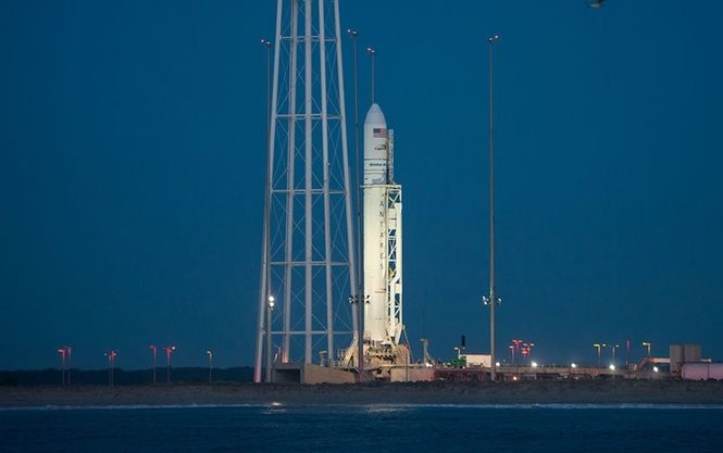 ракета-носитель Антарес