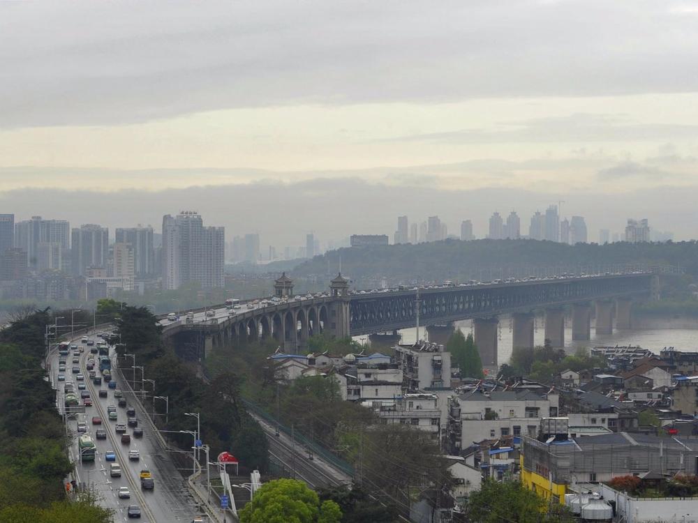 Уханьский мост