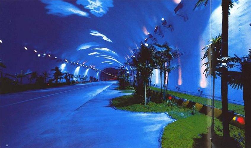 Туннель Циньлин