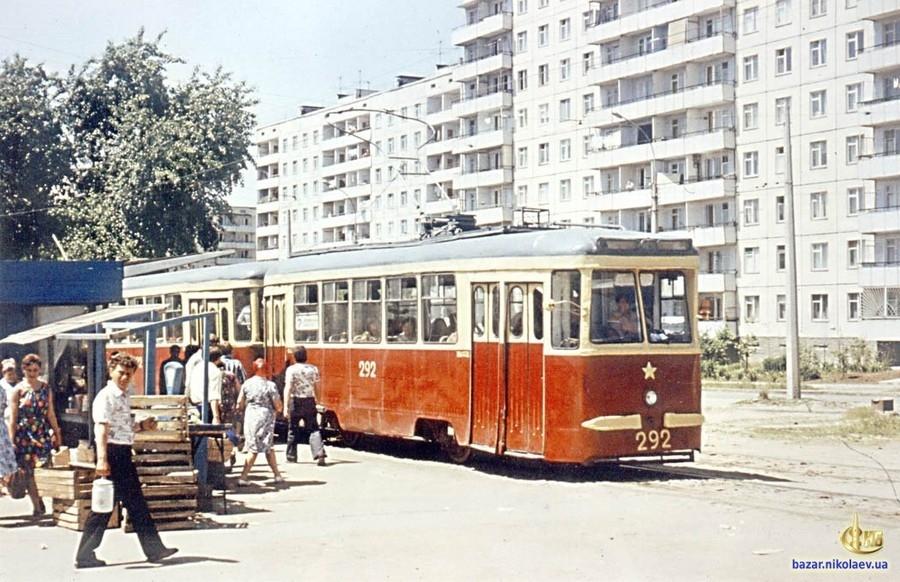 Николаевский трамвай