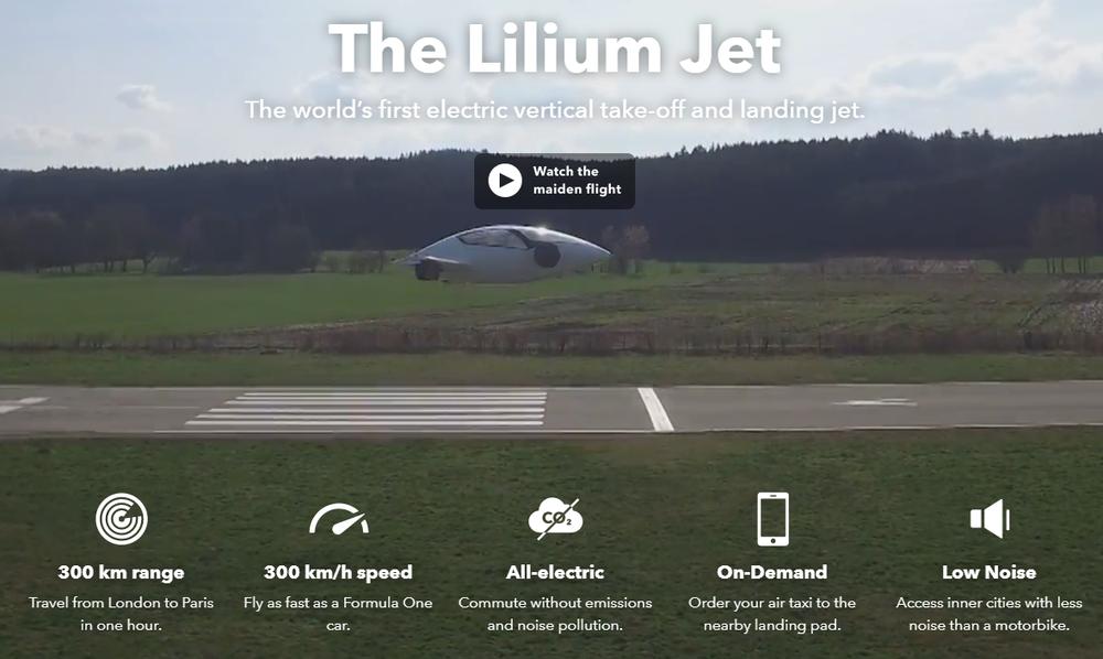 Lithium Aviation