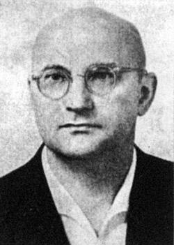 еврей, лидер ОУН в западной Украине