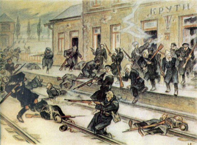 Картина Л.Перфецкого