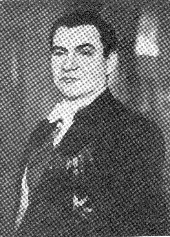 Бронислав Перацкий, министр внутренних дел Польши