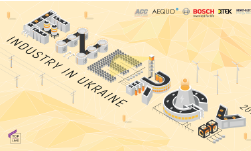 "Infographic report ""Energy industry in Ukraine"""