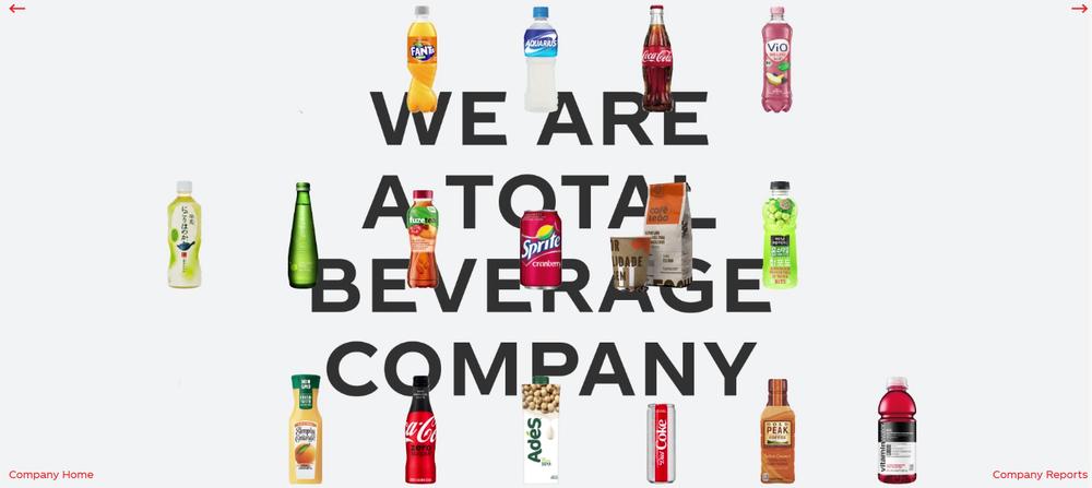 Годовой отчет Coca-Cola