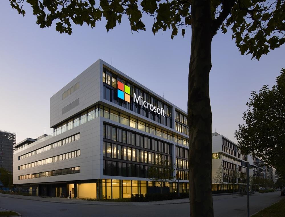 Штаб-квартира Майкрософт
