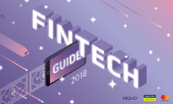 "Infographic Report ""Fintech Guide 2018"""