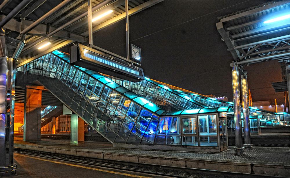 вокзал Донецка 2
