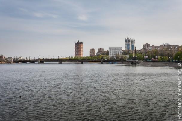 панорама Донецка