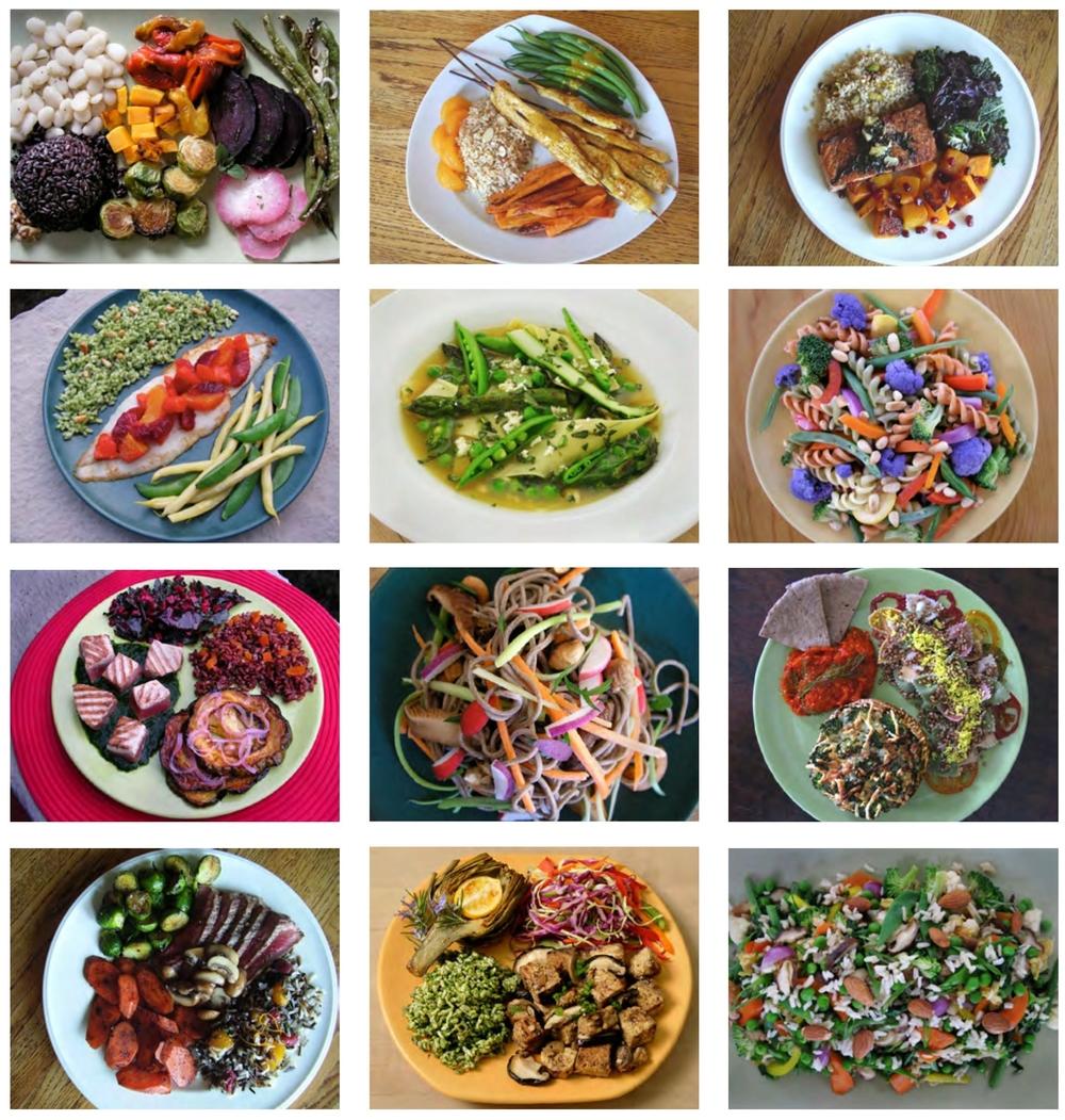 приклади здорової дієти