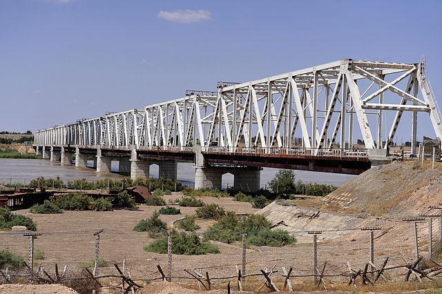 граница узбекистана и афганистана