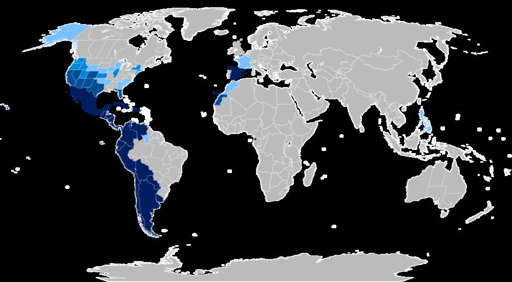 ісраномовні країни