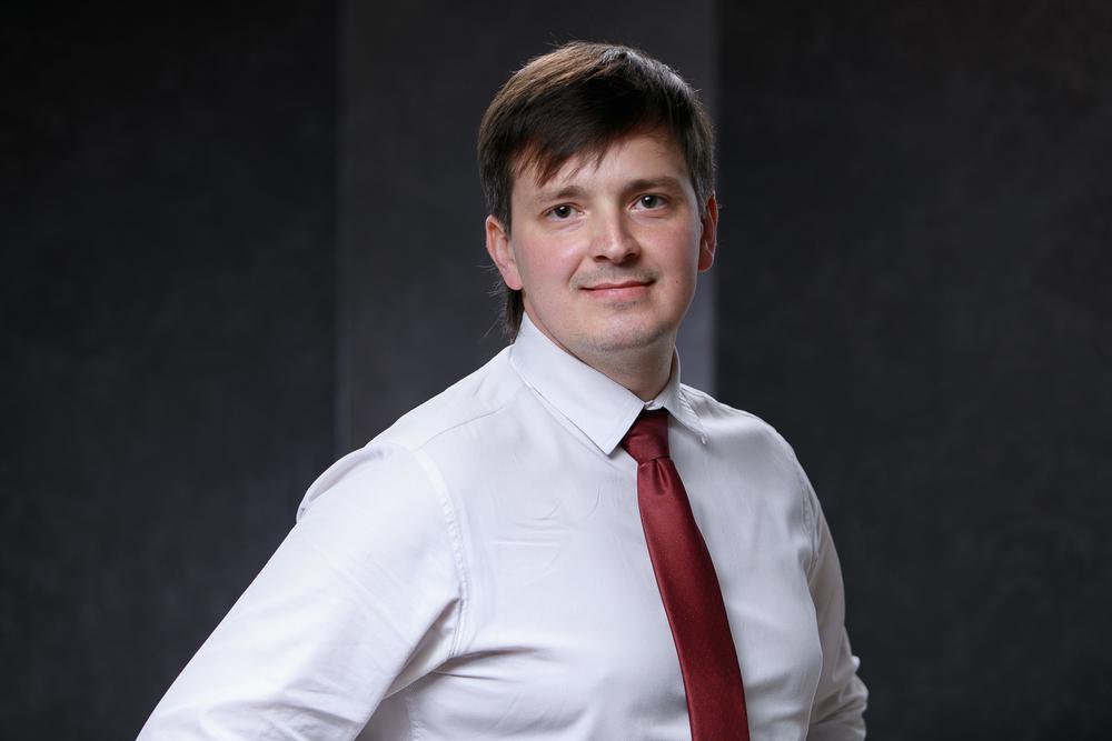 Евгений Красюк, HR-SECURITY