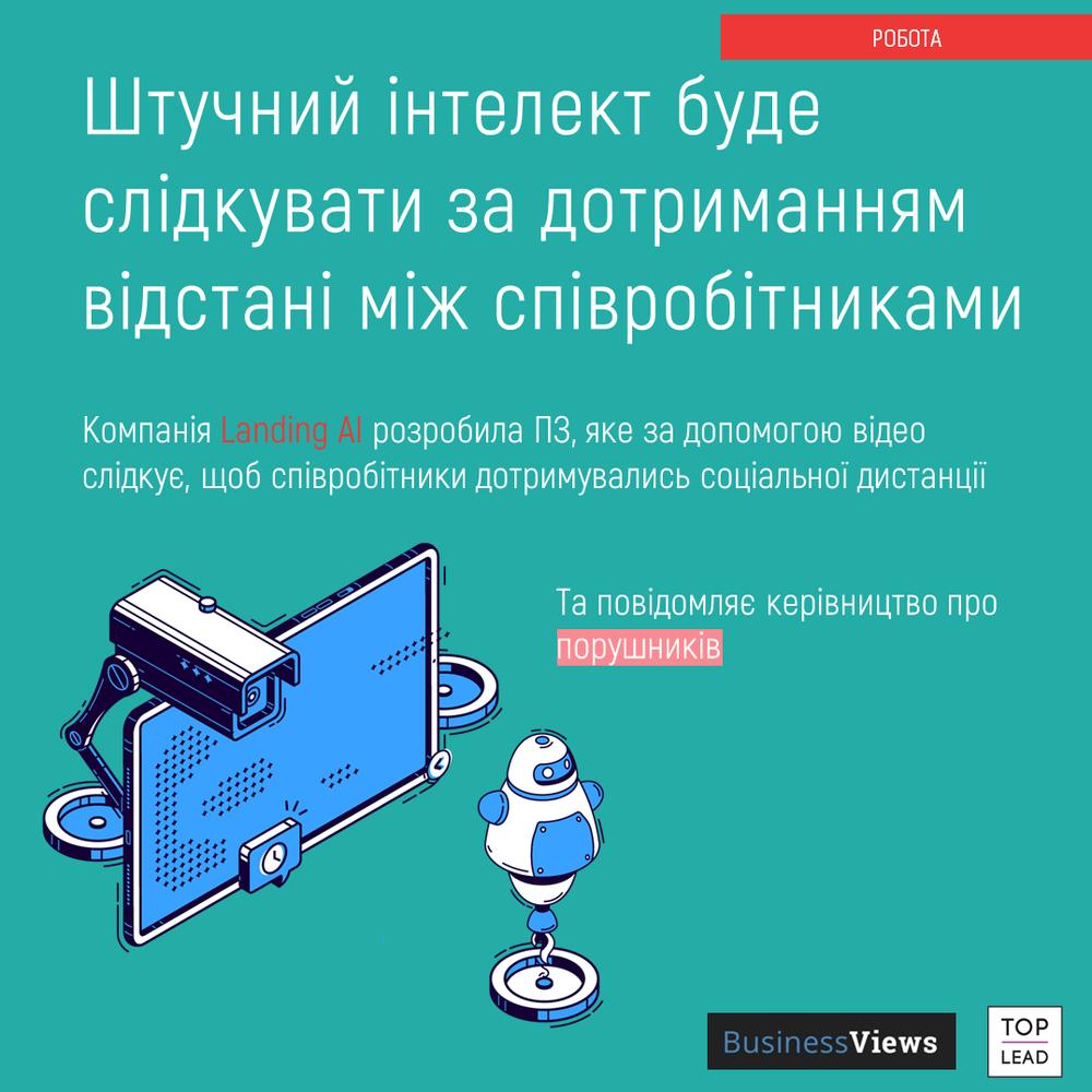 штучний інтелект слідкує за людьми