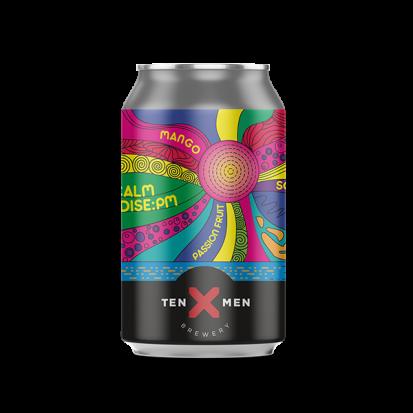 Calm In Paradise: PM від Ten Men Brewery